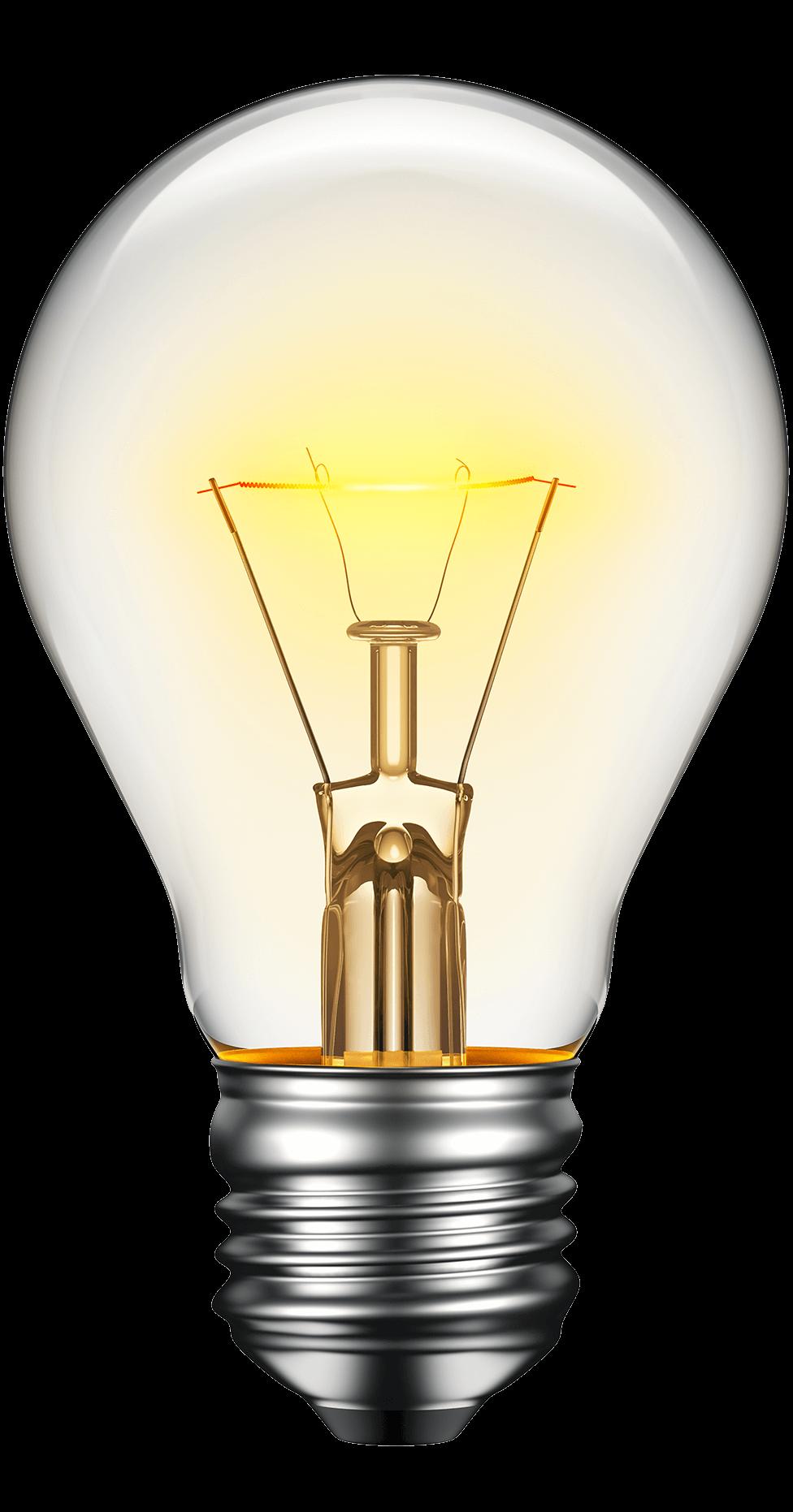 Inventor's Hub Idea Lightbulb